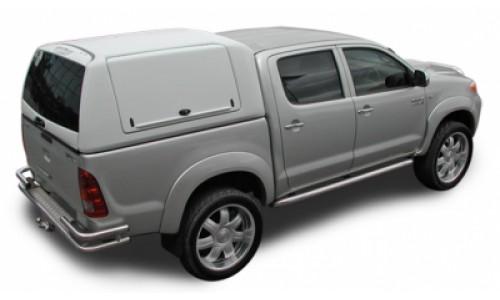 Кунг  CARRYBOY WORKMAN (в цвет кузова) на Volkswagen Amarok (2010-2015)