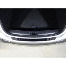 Накладка на задний бампер (лист зеркальный) код INFQX3016-01