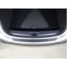 Накладка на задний бампер (лист шлифованный) код INFQX3016-02