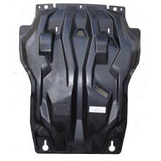 Защита картера Lexus GX460 V-все+ АКПП + РК 2 ч. сетка