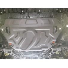 Защита картера Toyota Rav4  V-2,0 + КПП