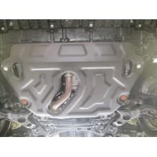 Защита картера Toyota Rav4 V-2,5 + КПП