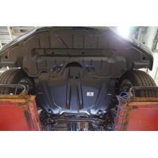 Защита картера Toyota Venza V-2, 7; АКПП; AWD + КПП