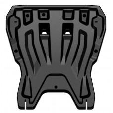 Защита картера двигателя и кпп Suzuki SX4 (2011-2013)/Swift (2011-)  (Композит 8 мм)