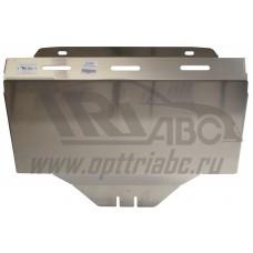 Защита картера Subaru Forester V-все (2011-03/2013) (Алюминий 4 мм)