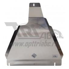 Защита РК Infiniti (Инфинити) QX80 (2014-) (QX56 (2010-2014-))/ Nissan Patrol V-5.6 (2010-) (Алюмини