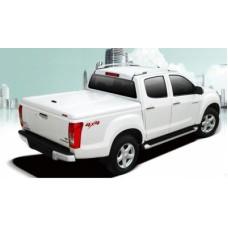 Крышка кузова пикапа Toyota Hilux Vigo CARRYBOY SMX (в грунте под покраску)