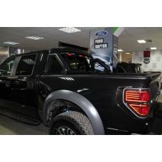 ДУГА В КУЗОВ Dodge Ram Black