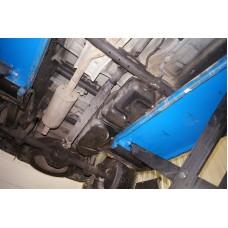 Защита топливного бака VW Amarok