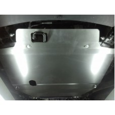 Защита картера Chevrolet Captiva (Шевроле Каптива) V-2.4 + КПП