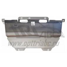 Защита картера двигателя и кпп Mazda (Мазда) CX-5 V-все,AT(2011-)/Mazda (Мазда) 6 2.0 AT(2013-)/Mazd
