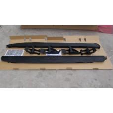 Комплект алюминиевых порогов (копия оригинала) Range Rover VOGUE