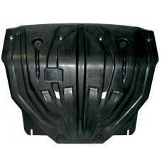 Защита картера двигателя и кпп Hyundai IX 35 V-все (2010-)  (Композит 8 мм)