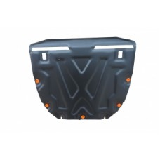 Защита картера Honda (Хонда) CR-V; V- 2,0 + КПП