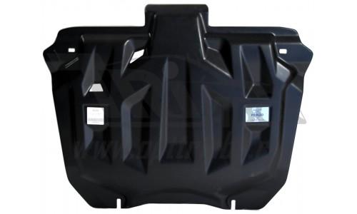Защита картера двигателя и кпп Honda (Хонда) CR-V; V-2,0 (2012-2014-) (Композит 6 мм) на Honda CR-V (2012-2015)