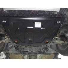 Защита картера Ford Kuga (V-1.6, 2013-) + КПП штамп