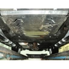 Защита КПП и РК Chevrolet Tahoe (Шевроле Тахо) V-5,3; 6,2 (алюмин.)