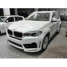 Аэродинамический обвес Lumma CLR X5 RS для BMW X5 F15