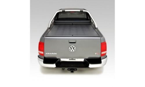 КРЫШКА КУЗОВА ПИКАПА ROLL-N-LOCK ДЛЯ VOLKSWAGEN AMAROK на Volkswagen Amarok (2010-2015)