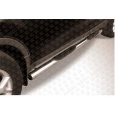 Пороги d76 с проступями Ford Kuga (2008)