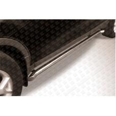 Пороги d57 с гибами Ford Kuga (2008)