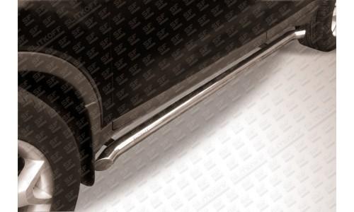 Пороги d57 с гибами Ford Kuga (2008) на Ford Kuga (2008-2012)