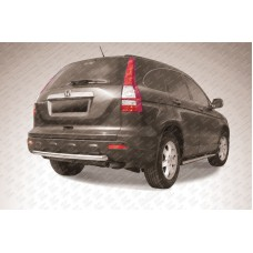 Защита заднего бампера d57 Honda CR-V (2009)