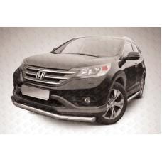 Защита переднего бампера d76 Honda CR-V (2013) (2L)