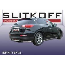 Уголки d57 Infiniti EX-35