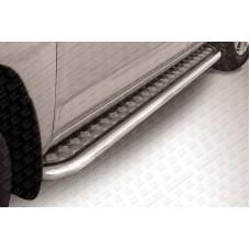 Пороги d57 с листом Lexus RX-350/RX-270 (2012)