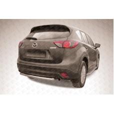 Защита заднего бампера d57 Mazda CX-5