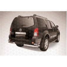 Уголки d76+d42 двойные Nissan Pathfinder (2011)