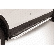 Пороги d57 с листом Toyota RAV-4 (2013)