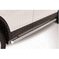Пороги d57 труба Toyota RAV-4 (2013)