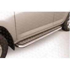 Пороги d57 с листом Toyota RAV4 (2009)