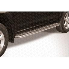 Пороги d57 с листом Toyota RAV4 L (2009)