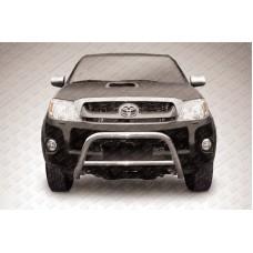 Кенгурятник низкий d57 Toyota Hilux