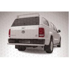 Защита заднего бампера d76 Volkswagen Amarok (2013)