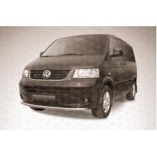 Защита переднего бампера d57 Volkswagen Multivan