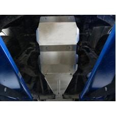 Защита картера (алюминий) 4мм код ZKTCC00087
