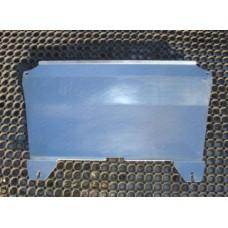 Защита картера (алюминий) 4 мм код ZKTCC00013