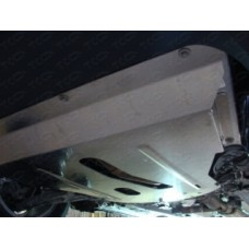 Защита картера (алюминий) 4мм код ZKTCC00078