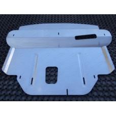 Защита картера (алюминий) 4мм код ZKTCC00091
