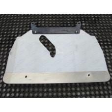 Защита картера (алюминий) 4 мм код ZKTCC00028