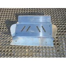 Защита радиатора (алюминий) 4 мм код ZKTCC00029