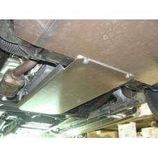 Защита КПП (алюминий) 4 мм код ZKTCC00018
