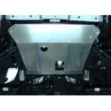 Защита картера (алюминий) 4 мм код ZKTCC00075
