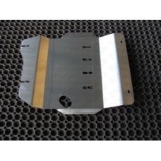 Защита картера (алюминий) 4 мм код ZKTCC00039