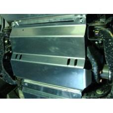 Защита радиатора (алюминий 4мм) код ZKTCC00046