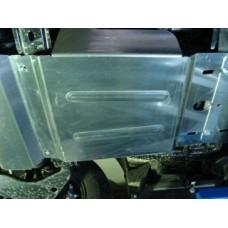 Защита КПП (алюминий 4мм) код ZKTCC00048